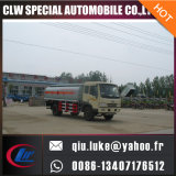 4X2 8000 litri dell'olio lubrificante del serbatoio di combustibile della benzina di camion di trasporto