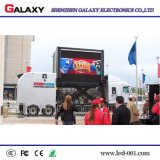 Camion de publicité mobile d'écran d'Afficheur LED de RVB HD P5/P6/P8/P10