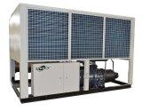 Refrigerador de refrigeração do parafuso da venda ar quente para a indústria