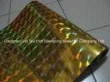 De laser kleurt Hete het Stempelen Folie