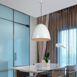 Form-moderne hängende hängende Lampe mit transparentem Draht für Dekoration