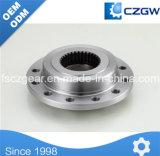 La alta precisión de acero de fundición engranaje de piñón de transmisión