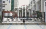 Cancello decorativo 5 della rete fissa del ferro saldato di obbligazione esterna di alta qualità di Haohan