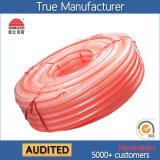 Yard renforcé par nylon du boyau 100 de jet de PVC (KS-1318NLG)