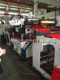 Volle automatische hydraulische heiße stempelnde Drucken-Maschine