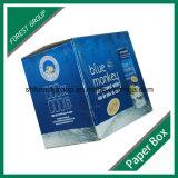 Rsc Corrugated Carton Paper Box para Embalagem de Bebidas