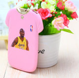 Kobe Jersey Mobile Power Bank 4000mAh para personalizar o carregador do telefone