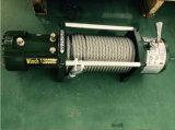 guincho 800lbs elétrico com a máquina da corda de fio