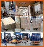 Traitement de levier de porte d'usine de la Chine avec SSS Rose carrée