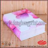 装飾的なカスタム印刷のボール紙の擬似本様式ボックス