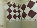 Water-Jet Floor Tile Parquet Nano vitrine cristallisée Décoration intérieure