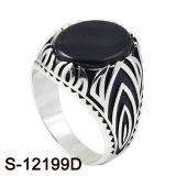 Anel da jóia da prata 925 esterlina para o homem