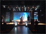 P2.5mm Totalmente HD Pantalla LED de interior para Fashionshow