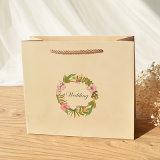 Principales bolsas de regalo de boda de la calidad con la cinta