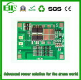 batteria PCBA/PCB/PCM del Li-Polimero di 3s 13V 15A Li-ion/