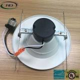 Lampada chiara di Dlc 8W 12W Dimmable LED Downlight del cUL dell'UL