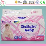 El precio de fábrica posee los pañales disponibles del bebé de la marca de fábrica