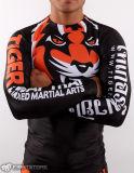反紫外線極度の伸張のカスタム長い袖MMAの無謀な監視習慣のロゴ