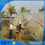 Gisement matériel Zorb gonflable d'au sol de football de PVC de TPU
