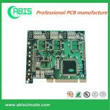 Fabricação da placa de PCB Green Ink Fr4