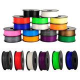 Poids net 1kg de l'entrepôt 3D de filament russe d'imprimante pour l'imprimante 3D