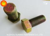 良いピッチの糸DIN961が付いている六角形のヘッドボルト