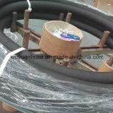 Umsponnener flexibler Öl-Gummihochdruckschlauch-hydraulischer Schlauch