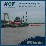 2017新しい3500m3/H油圧カッターの吸引の浚渫船