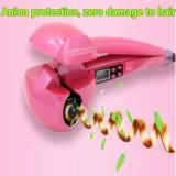 O cabelo do salão de beleza da alta qualidade utiliza ferramentas o encrespador de cabelo elétrico