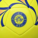 Balón de fútbol cosido a máquina del PVC de la talla oficial 5