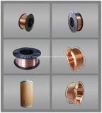 Fábrica de alambre revestido de cobre del MIG de la soldadura del estruendo Sg2