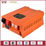 inversor híbrido puro da potência solar de onda de seno 1kw/2kw/3kw/4kw/5kw/6kw com controlador