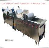 [ستينلسّ ستيل] آليّة [فرش فجتبل] ثمرة تنظيف يغسل فلكة آلة ([و-1000])