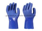 Перчатки 906 работы перчаток нового масла PVC типа упорные (27cm~35cm)