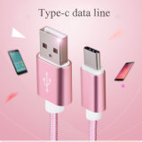 5V 2A 1m Data and Charge Type - C USB Cable for Smart Mobile Phone