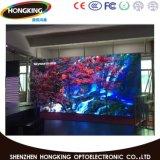 Écran de publicité d'intérieur polychrome de l'Afficheur LED P6