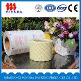 Papier de empaquetage de papier d'aluminium de produits