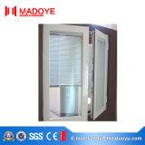 El aluminio veneciano eléctrico Shutters la ventana con el vidrio aislador