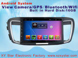 Android DVD-плеер автомобиля системы на Honda Accord 10.1 дюйма с навигацией GPS