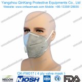安いFoldableマスクの鼻パッドの塵Pfe99マスクQk-FM015