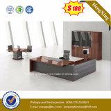 Офисная мебель таблицы офиса структуры вишни деревянная (HX-6M058)