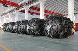 Pneumatische Gummischutzvorrichtung für Dock