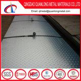 Zeiger-Muster-Aluminiumkontrolleur-Platte getretene Platte für Bodenbelag