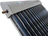 Tubo de calor Tubos de vácuo Coletor Solar para os mercados da UE