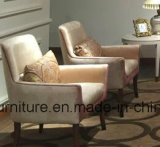 Neues modernes Wohnzimmer-Möbel-Hotel-Schlafzimmer-Gewebe-Sofa (3seater)