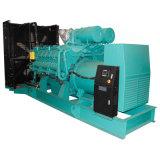 自動開始制御を用いる1000kVA Googolのブランドのディーゼル発電機