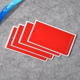 Hangtag бумаги нестандартной конструкции & печатание