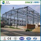 Costruzione pesante prefabbricata della struttura d'acciaio per il gruppo di lavoro del magazzino