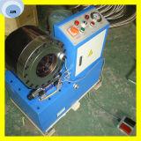 Máquina de friso da mangueira de alta pressão hidráulica portátil do frisador da mangueira
