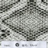 Papel de imprenta de plata de la transferencia del agua de la película de Hydrographics de la piel del pitón de Yingcai